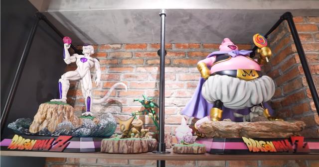 Lên livestream giới thiệu nhà mới, Độ Mixi thu hút gần 250.000 lượt xem trực tuyến, nhìn bộ sưu tập Dragon Ball mà chỉ biết ước - Ảnh 5.
