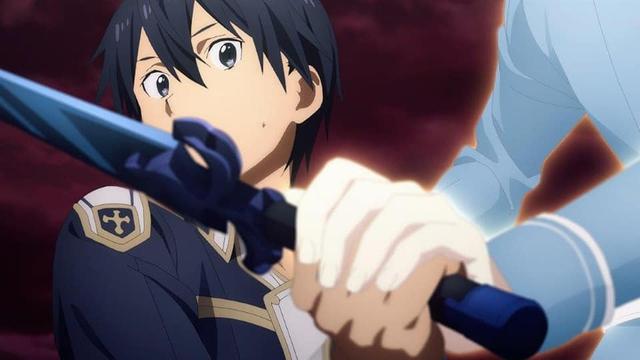 Sword Art Online: Mặc kệ Eugeo được buff cực mạnh, các fan lại thấy bủn rủn với cảnh Kirito hôn Asuna - Ảnh 5.