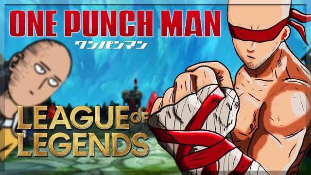 Làm video One Punch Man phiên bản LMHT chuẩn từng chi tiết, game thủ nhận mưa lời khen từ cộng đồng - Ảnh 5.