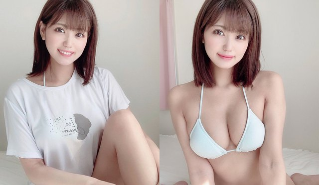 Những bức hình đang khiến cộng đồng mạng Nhật Bản được một phen bỏng mắt