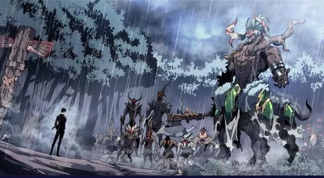 Solo Leveling chương 111: Sung Jin Woo một mình tiêu diệt cổng B-rank cực kỳ bá đạo mở màn season mới - Ảnh 4.