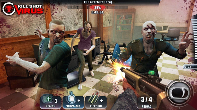 10 trò chơi Zombie trên di động hay nhất dành cho Android năm 2020 - Ảnh 4.