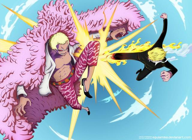 One Piece 986: Nami đang gặp nguy hiểm, các fan tự hỏi Sanji thực sự tàng hình chỉ để đi tìm gái sao? - Ảnh 2.