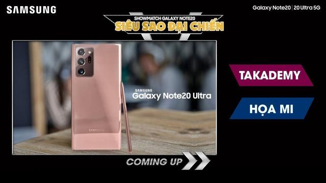 DK Khỉ: Showmatch Galaxy Note 20: Siêu Sao Đại Chiến Liên Quân là cơ hội tuyệt vời để biết ai là game thủ Liên Quân đỉnh nhất - Ảnh 2.