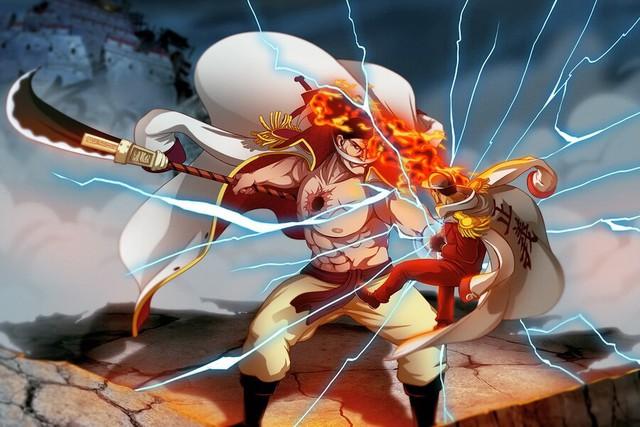 One Piece: Top 10 nhân vật có thể sử dụng Haki vũ trang cấp cao- thứ sức mạnh phá tan được lớp vảy Rồng mình đồng da sắt của Kaido (P2) - Ảnh 3.