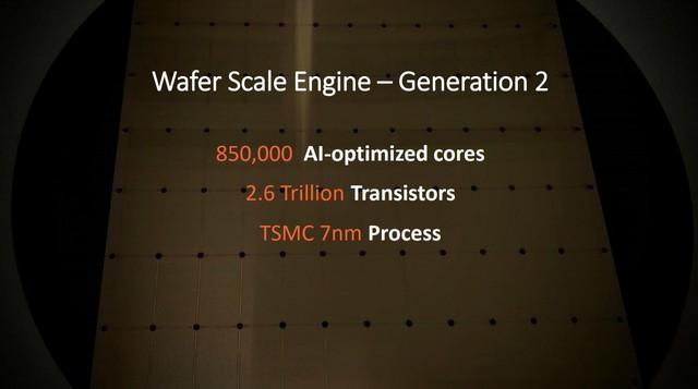 Xuất hiện CPU siêu to khổng lồ, mạnh gấp 100.000 lần so với PS5, có tới 850.000 nhân xử lý - Ảnh 2.