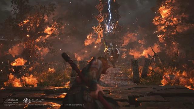 Xuất hiện game Tôn Ngộ Không mới cực đỉnh, xứng danh bom tấn AAA - Ảnh 3.