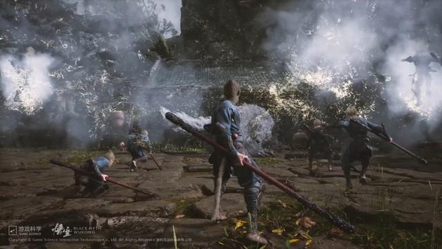 Xuất hiện game Tôn Ngộ Không mới cực đỉnh, xứng danh bom tấn AAA - Ảnh 4.
