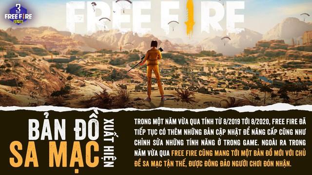 Game sinh tồn 100 triệu người chơi mỗi ngày và những con số ấn tượng của Free Fire sau 3 năm chạy bo - Ảnh 4.