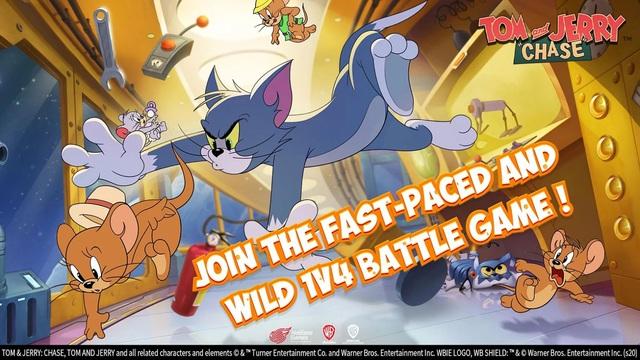 """Hướng dẫn tải Tom and Jerry: Chase, tựa game sinh tồn siêu dị đang khiến game thủ Việt """"phát cuồng"""" - Ảnh 4."""