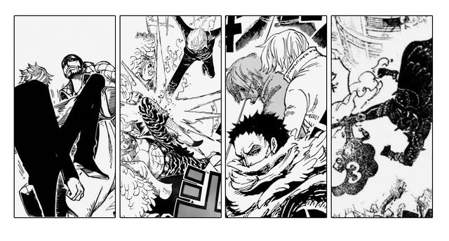One Piece: Vua lì đòn Sanji và những lần mang boss khủng ra làm bài test về sức chịu đựng - Ảnh 3.