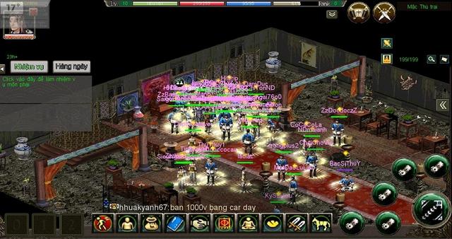 40.000 nhân vật được tạo, 10.000 người online cùng lúc – Jx1 Efunvn Mobile bị game thủ Việt phá đảo trong ngày ra mắt server S9 Cuồng Long - Ảnh 1.