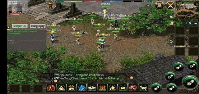40.000 nhân vật được tạo, 10.000 người online cùng lúc – Jx1 Efunvn Mobile bị game thủ Việt phá đảo trong ngày ra mắt server S9 Cuồng Long - Ảnh 2.
