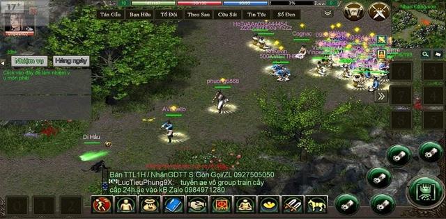 40.000 nhân vật được tạo, 10.000 người online cùng lúc – Jx1 Efunvn Mobile bị game thủ Việt phá đảo trong ngày ra mắt server S9 Cuồng Long - Ảnh 4.