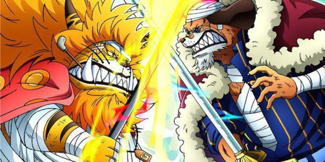 One Piece: Trăng tròn ở Wano và câu chuyện về cuộc chiến của Nguyệt Thú và Bách Thú - Ảnh 3.