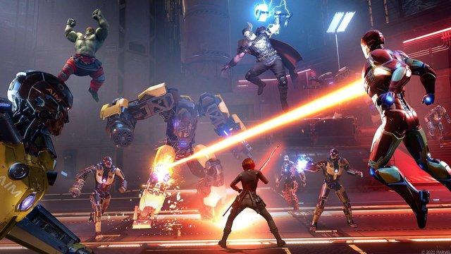 Hot! Đã có thể chơi bản miễn phí của Marvel's Avengers ngay trên Steam - Ảnh 1.