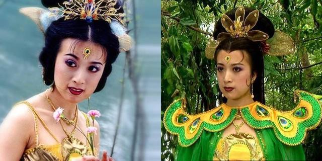 Nhân vật công chúa Khổng Tước trong Tây Du Ký không phải là Khổng Tước kể trên, nhưng là hậu nhân có mối quan hệ gần gũi, vì vậy cũng được coi là yêu quái có gia thế cao.