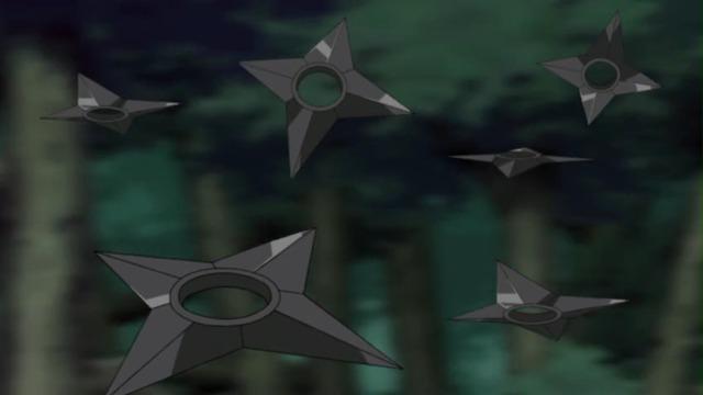 Top những điều mà bạn có thể chưa biết về Shuriken - Món vũ khí đắc lực của các ninja - Ảnh 7.