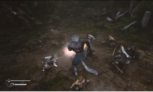 Đã tìm ra chân tướng nhân vật chính trong Black Myth: Wu Kong, chính là Thông Túy Viên Hầu? - Ảnh 3.