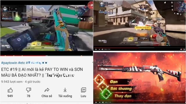 """Youtuber bị lên án khi cho rằng Call of Duty Mobile cũng là game """"sơn màu bá đạo"""", so sánh trực tiếp với Lửa Chùa - Ảnh 4."""