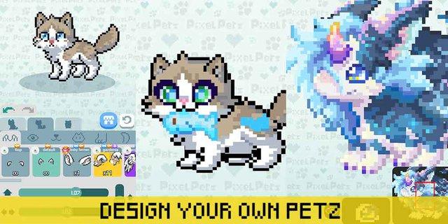 3 lý do để chơi Pixel Petz, nhà thiết kế thú cưng ảo sáng tạo của Minidragon - Ảnh 2.