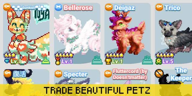 3 lý do để chơi Pixel Petz, nhà thiết kế thú cưng ảo sáng tạo của Minidragon - Ảnh 4.