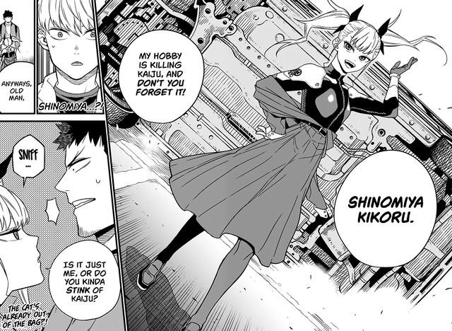 Kaiju No.8: Hiện tượng mới của Shounen Jump, hứa hẹn sẽ trở thành bom tấn tương lai? - Ảnh 4.