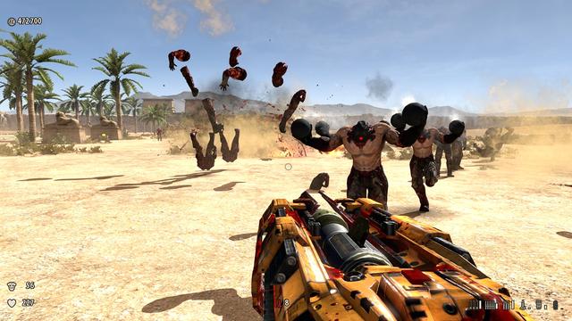 Nhanh tay nhận miễn phí tựa game bắn súng FPS huyền thoại Serious Sam The First Encounter - Ảnh 2.