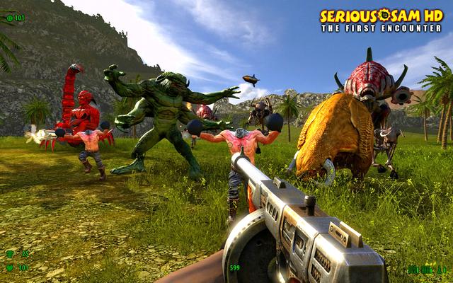 Nhanh tay nhận miễn phí tựa game bắn súng FPS huyền thoại Serious Sam The First Encounter - Ảnh 3.