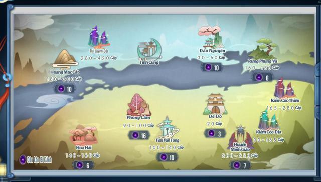 Ảnh Kiếm 3D: Kinh nghiệm đi Bí Cảnh Côn Lôn và cách tăng lực chiến giai đoạn đầu cho gamer ít nạp - Ảnh 3.