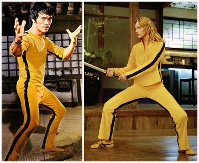 Sự thật về bộ trang phục vàng đen huyền thoại của Lý Tiểu Long: Hóa ra được chọn chỉ vì khổ chủ sợ bẩn - Ảnh 1.