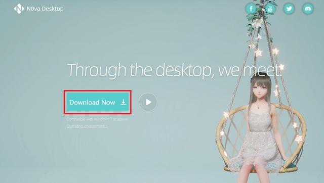 Vì ai cũng cần một cô bạn gái dễ thương, mời anh em tải hình nền động Lumi cực xinh cho desktop - Ảnh 1.