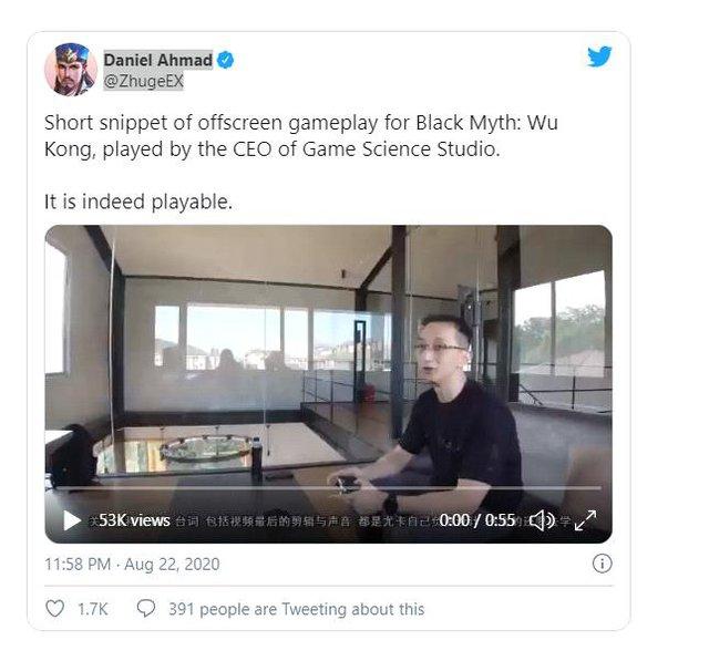 Game thủ sẽ sớm được chơi bản demo đầu tiên của bom tấn Black Myth: Wu Kong - Ảnh 3.