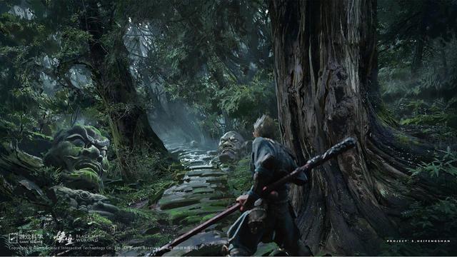 Game thủ sẽ sớm được chơi bản demo đầu tiên của bom tấn Black Myth: Wu Kong - Ảnh 5.