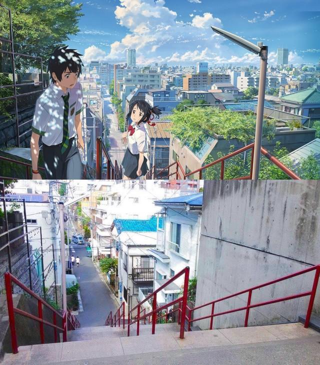 Nhật Bản trong Anime và ngoài đời thực khác nhau như thế nào? - Ảnh 1.