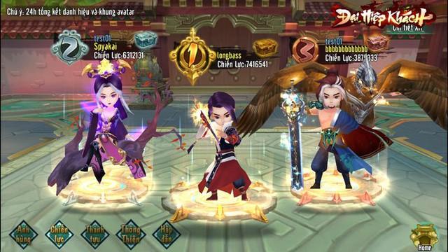 Chiều lòng game thủ Việt, Đại Hiệp Khách tuyên bố tăng gấp 3 lần tỉ lệ quay tướng SSR trong Open Beta - Ảnh 1.
