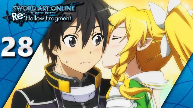 Leafa thực sự rất yêu Kirito?
