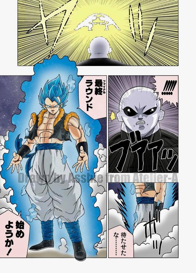 Thích thú với những giả thuyết và chi tiết hay ho không xảy ra trong Dragon Ball nhưng đã được fan made - Ảnh 3.
