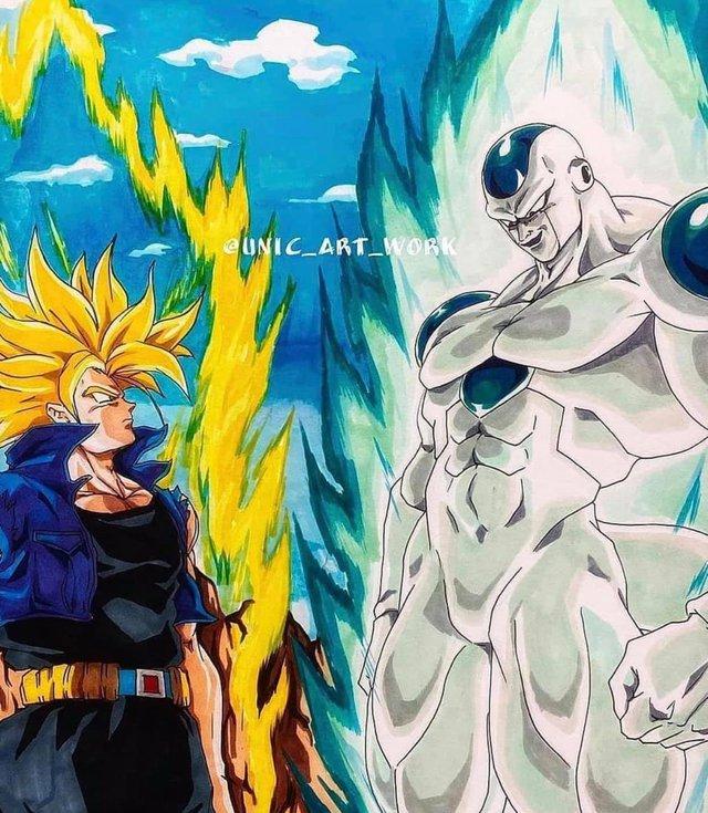 Thích thú với những giả thuyết và chi tiết hay ho không xảy ra trong Dragon Ball nhưng đã được fan made - Ảnh 8.