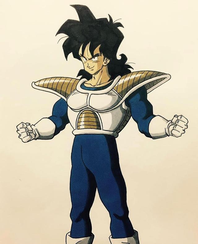 Thích thú với những giả thuyết và chi tiết hay ho không xảy ra trong Dragon Ball nhưng đã được fan made - Ảnh 15.