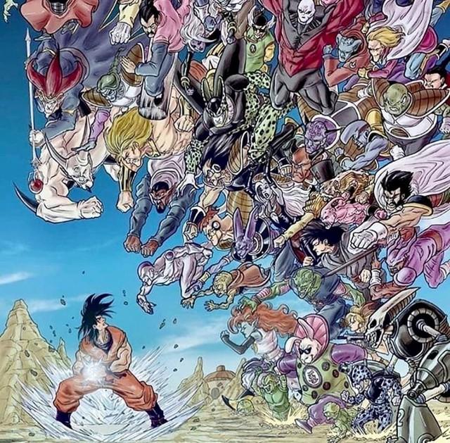 Thích thú với những giả thuyết và chi tiết hay ho không xảy ra trong Dragon Ball nhưng đã được fan made - Ảnh 17.