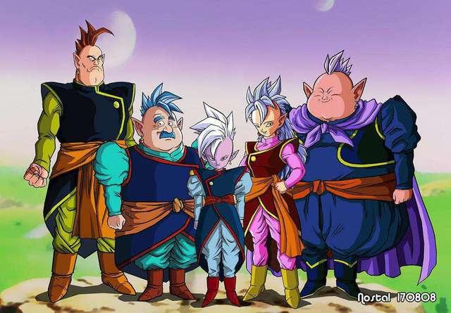 Tác giả Dragon Ball rất có tâm hồn ẩm thực khi tên các nhân vật chủ yếu toàn liên quan đến đồ ăn - Ảnh 9.