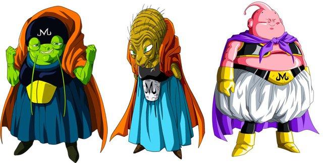 Tác giả Dragon Ball rất có tâm hồn ẩm thực khi tên các nhân vật chủ yếu toàn liên quan đến đồ ăn - Ảnh 8.