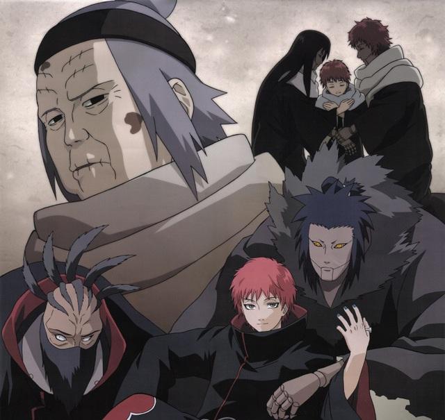 Naruto: Là Kazekage mạnh nhất làng Cát nhưng ngài đệ tam lại có 1 cái chết lãng xẹt - Ảnh 2.