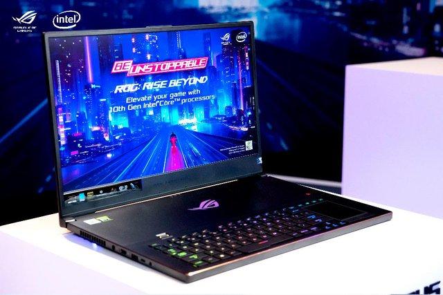 ASUS ra mắt dàn siêu laptop gaming, đỉnh nhất là ROG Zephyrus Duo 15: Core i9 gen 10, màn hình 144-300hz, giá từ 80 triệu đồng - Ảnh 5.