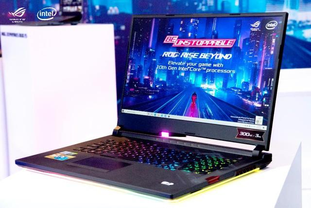 ASUS ra mắt dàn siêu laptop gaming, đỉnh nhất là ROG Zephyrus Duo 15: Core i9 gen 10, màn hình 144-300hz, giá từ 80 triệu đồng - Ảnh 7.