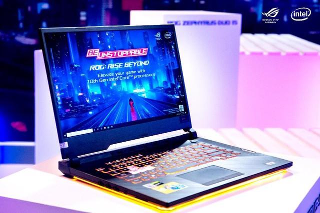 ASUS ra mắt dàn siêu laptop gaming, đỉnh nhất là ROG Zephyrus Duo 15: Core i9 gen 10, màn hình 144-300hz, giá từ 80 triệu đồng - Ảnh 8.