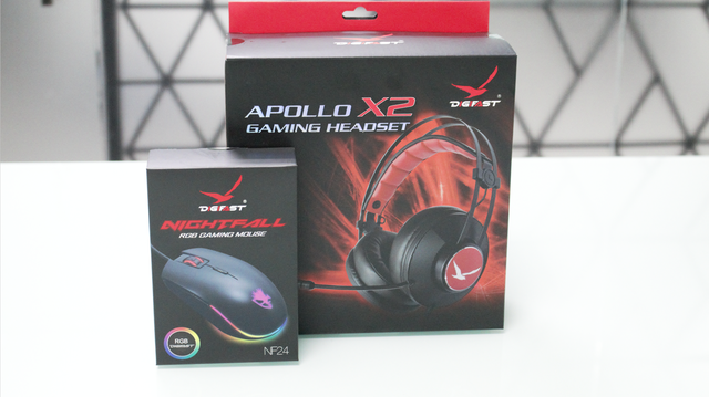 Digifast launches gaming mice and headsets for gamers, extremely affordable prices for students and students - Photo 5.