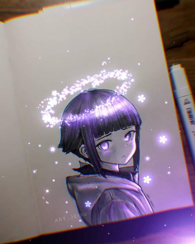 Siêu ấn tượng trước loạt ảnh các nhân vật anime phát sáng, đỉnh cao của fanart là đây chứ đâu! - Ảnh 22.