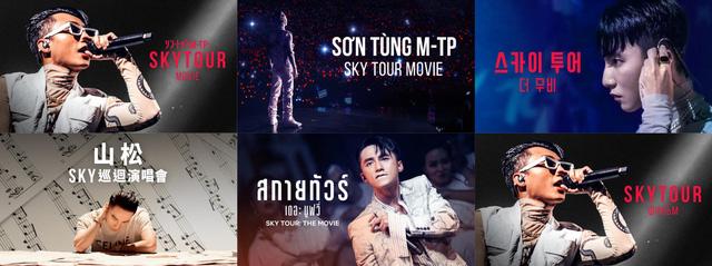 Sáng tác tại Việt Nam - Xem trên toàn thế giới: Netflix đưa tên tuổi nghệ sĩ người Việt Nam, Sơn Tùng M-TP đến với khán giả toàn cầu - Ảnh 2.